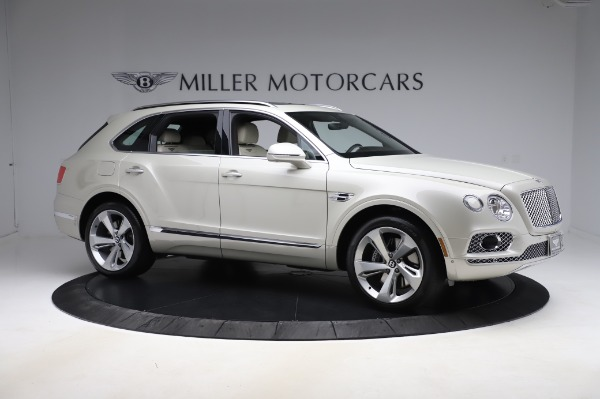 Used 2018 Bentley Bentayga Onyx Edition for sale Call for price at Aston Martin of Greenwich in Greenwich CT 06830 10