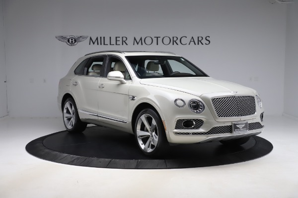 Used 2018 Bentley Bentayga Onyx Edition for sale Call for price at Aston Martin of Greenwich in Greenwich CT 06830 11