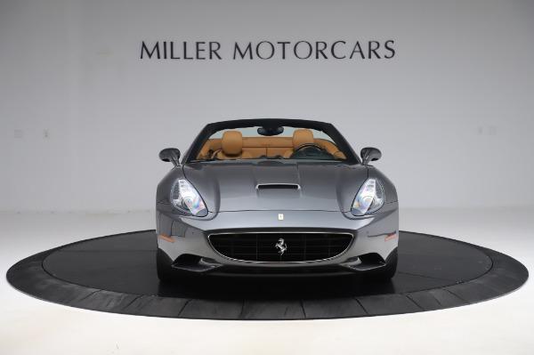 Used 2014 Ferrari California 30 for sale Call for price at Aston Martin of Greenwich in Greenwich CT 06830 11