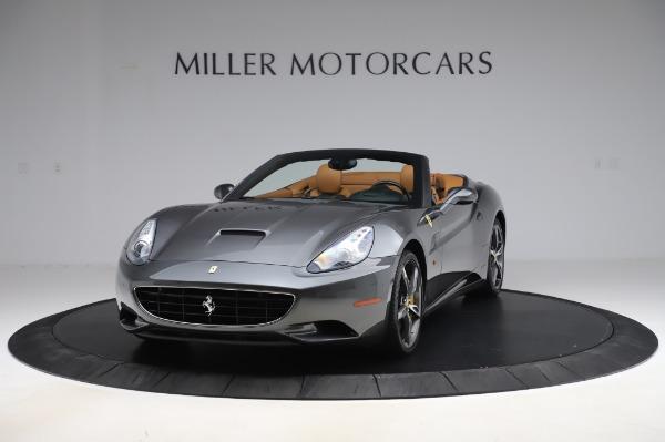 Used 2014 Ferrari California 30 for sale Call for price at Aston Martin of Greenwich in Greenwich CT 06830 12