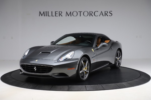 Used 2014 Ferrari California 30 for sale Call for price at Aston Martin of Greenwich in Greenwich CT 06830 13