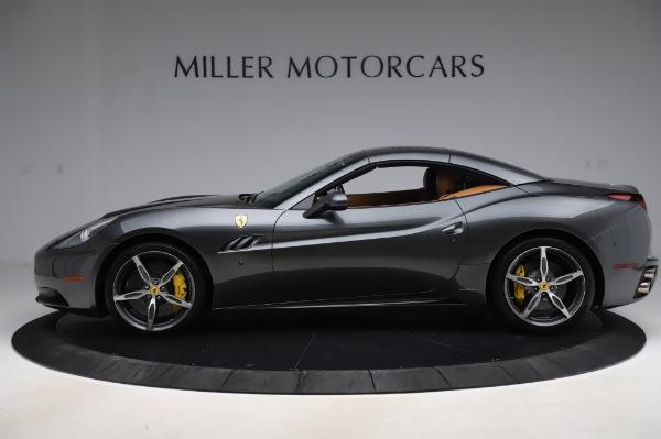Used 2014 Ferrari California 30 for sale Call for price at Aston Martin of Greenwich in Greenwich CT 06830 14