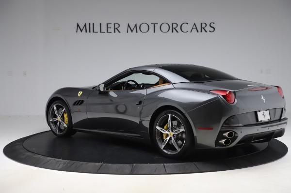 Used 2014 Ferrari California 30 for sale Call for price at Aston Martin of Greenwich in Greenwich CT 06830 15