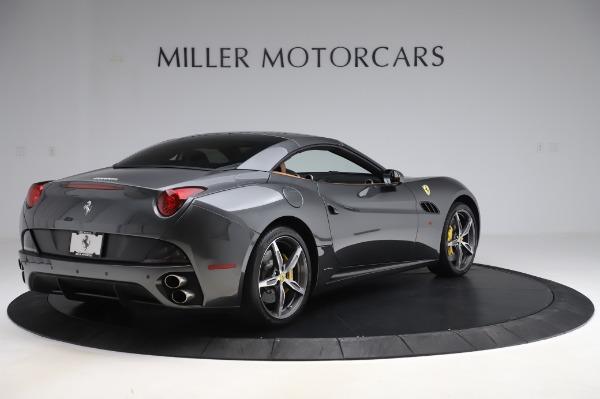 Used 2014 Ferrari California 30 for sale Call for price at Aston Martin of Greenwich in Greenwich CT 06830 16