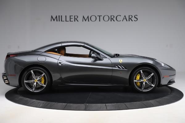 Used 2014 Ferrari California 30 for sale Call for price at Aston Martin of Greenwich in Greenwich CT 06830 17