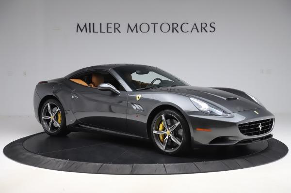 Used 2014 Ferrari California 30 for sale Call for price at Aston Martin of Greenwich in Greenwich CT 06830 18