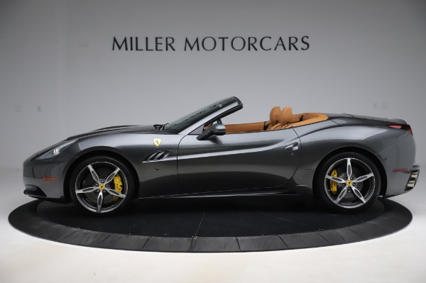 Used 2014 Ferrari California 30 for sale Call for price at Aston Martin of Greenwich in Greenwich CT 06830 2