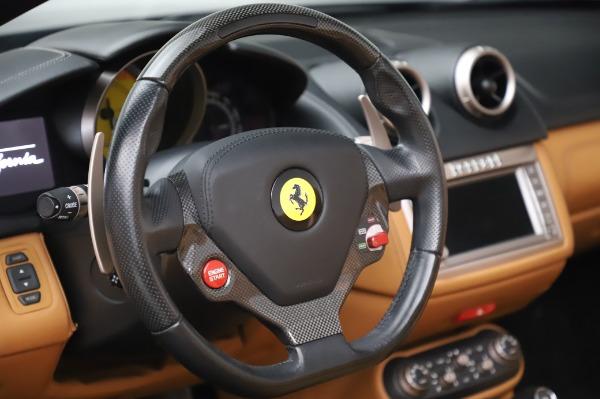 Used 2014 Ferrari California 30 for sale Call for price at Aston Martin of Greenwich in Greenwich CT 06830 22