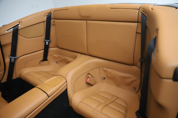Used 2014 Ferrari California 30 for sale Call for price at Aston Martin of Greenwich in Greenwich CT 06830 23