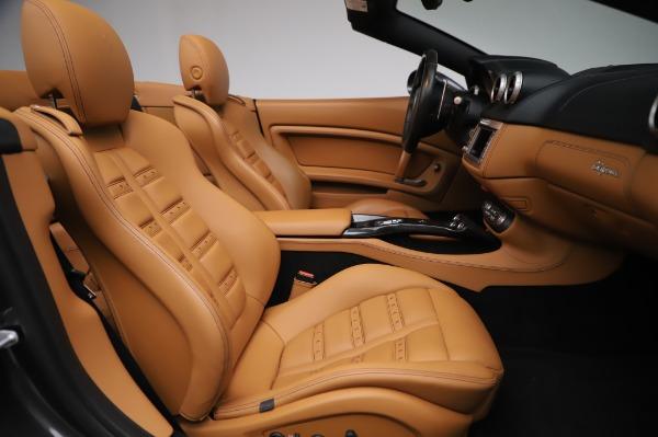Used 2014 Ferrari California 30 for sale Call for price at Aston Martin of Greenwich in Greenwich CT 06830 26