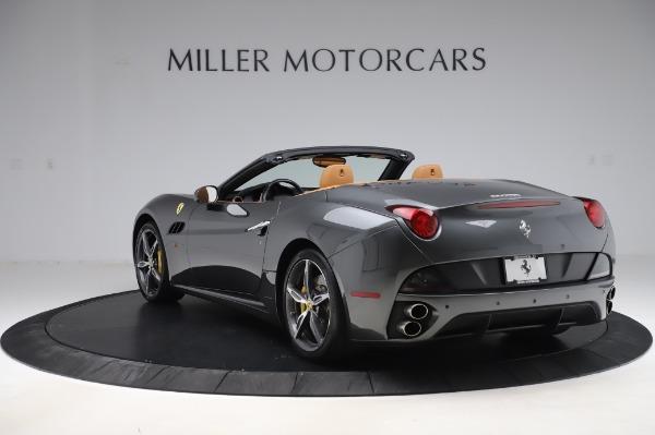 Used 2014 Ferrari California 30 for sale Call for price at Aston Martin of Greenwich in Greenwich CT 06830 4