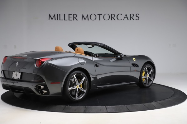 Used 2014 Ferrari California 30 for sale Call for price at Aston Martin of Greenwich in Greenwich CT 06830 7
