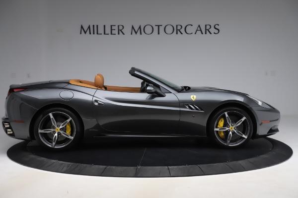 Used 2014 Ferrari California 30 for sale Call for price at Aston Martin of Greenwich in Greenwich CT 06830 8