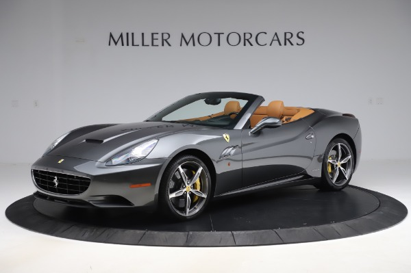 Used 2014 Ferrari California 30 for sale Call for price at Aston Martin of Greenwich in Greenwich CT 06830 1