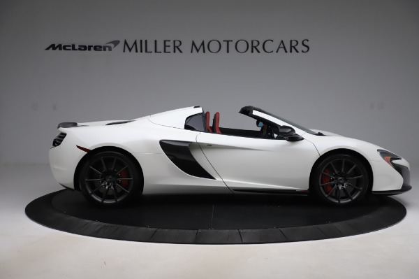 Used 2016 McLaren 650S Spider for sale $159,900 at Aston Martin of Greenwich in Greenwich CT 06830 10