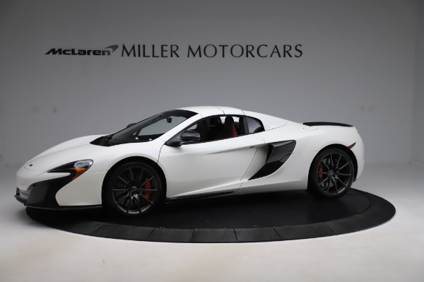 Used 2016 McLaren 650S Spider for sale $159,900 at Aston Martin of Greenwich in Greenwich CT 06830 17