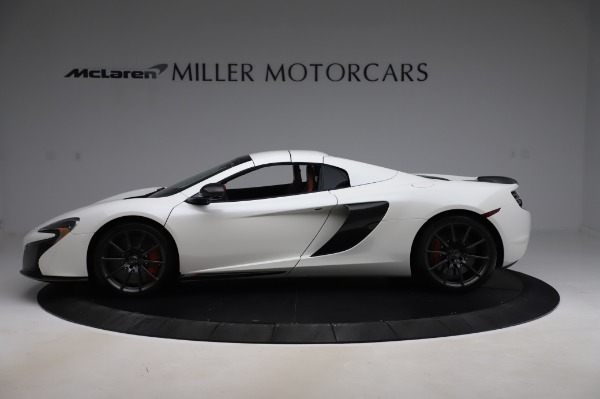 Used 2016 McLaren 650S Spider for sale $159,900 at Aston Martin of Greenwich in Greenwich CT 06830 18