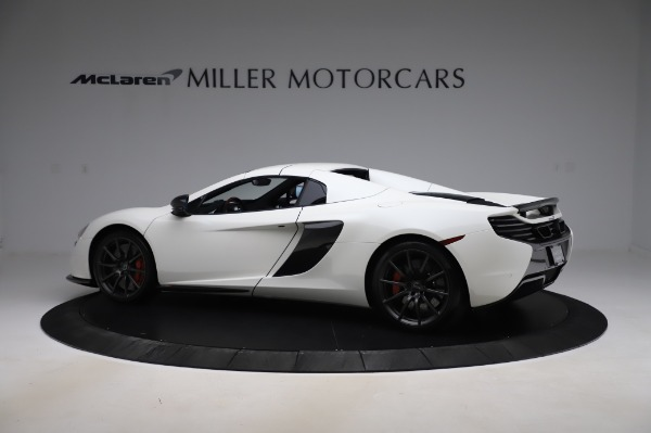 Used 2016 McLaren 650S Spider for sale $159,900 at Aston Martin of Greenwich in Greenwich CT 06830 19