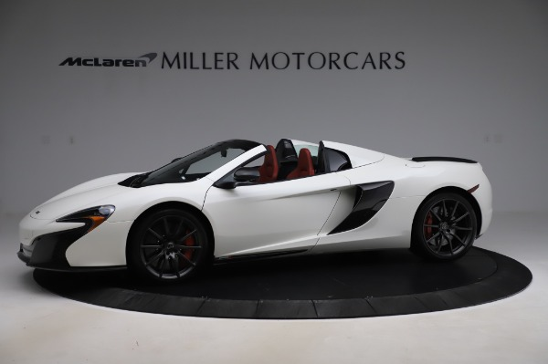 Used 2016 McLaren 650S Spider for sale $159,900 at Aston Martin of Greenwich in Greenwich CT 06830 2