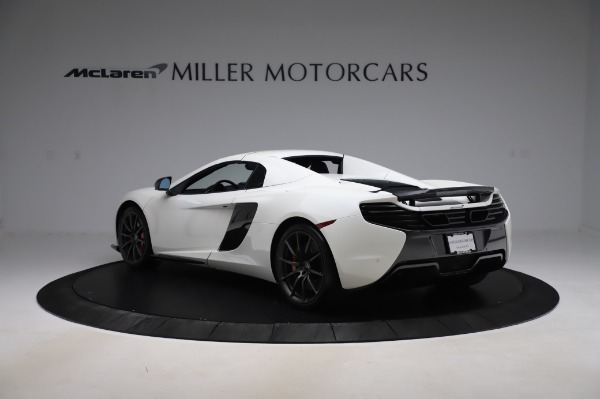 Used 2016 McLaren 650S Spider for sale $159,900 at Aston Martin of Greenwich in Greenwich CT 06830 20