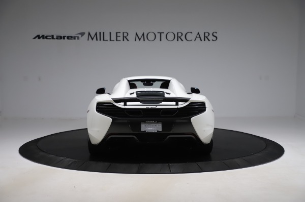Used 2016 McLaren 650S Spider for sale $159,900 at Aston Martin of Greenwich in Greenwich CT 06830 21