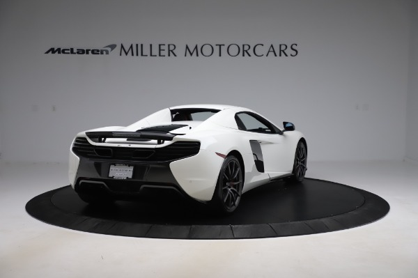 Used 2016 McLaren 650S Spider for sale $159,900 at Aston Martin of Greenwich in Greenwich CT 06830 22
