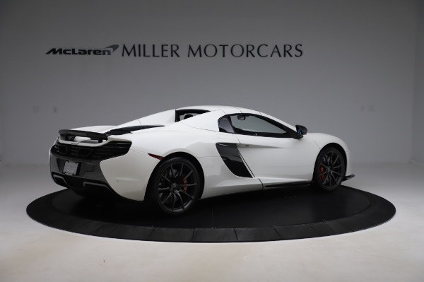 Used 2016 McLaren 650S Spider for sale $159,900 at Aston Martin of Greenwich in Greenwich CT 06830 23