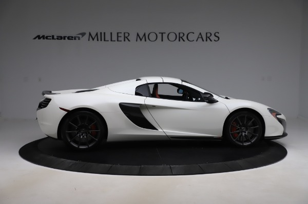 Used 2016 McLaren 650S Spider for sale $159,900 at Aston Martin of Greenwich in Greenwich CT 06830 24