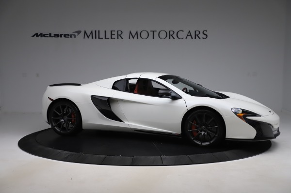 Used 2016 McLaren 650S Spider for sale $159,900 at Aston Martin of Greenwich in Greenwich CT 06830 25