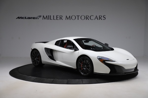 Used 2016 McLaren 650S Spider for sale $159,900 at Aston Martin of Greenwich in Greenwich CT 06830 26