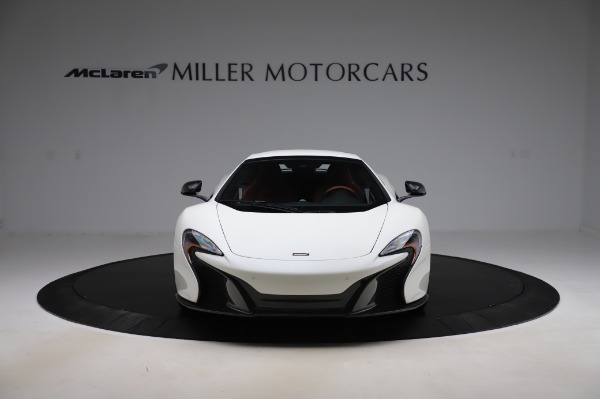 Used 2016 McLaren 650S Spider for sale $159,900 at Aston Martin of Greenwich in Greenwich CT 06830 27