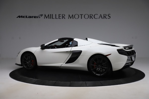 Used 2016 McLaren 650S Spider for sale $159,900 at Aston Martin of Greenwich in Greenwich CT 06830 4