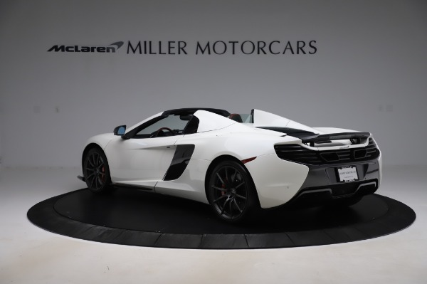 Used 2016 McLaren 650S Spider for sale $159,900 at Aston Martin of Greenwich in Greenwich CT 06830 5