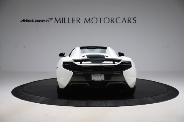 Used 2016 McLaren 650S Spider for sale $159,900 at Aston Martin of Greenwich in Greenwich CT 06830 6