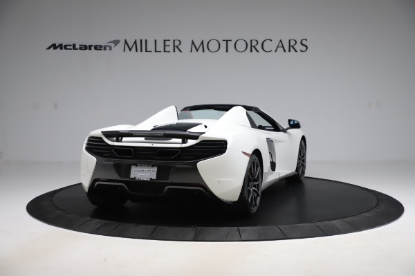 Used 2016 McLaren 650S Spider for sale $159,900 at Aston Martin of Greenwich in Greenwich CT 06830 7