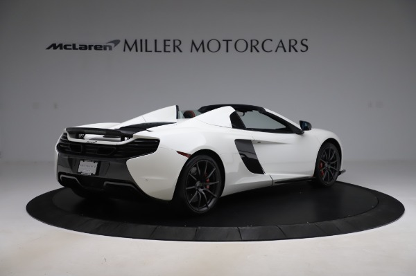 Used 2016 McLaren 650S Spider for sale $159,900 at Aston Martin of Greenwich in Greenwich CT 06830 8