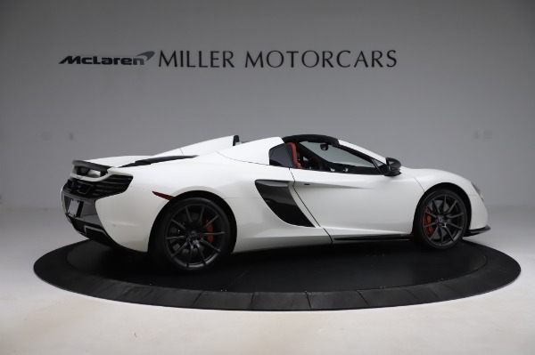 Used 2016 McLaren 650S Spider for sale $159,900 at Aston Martin of Greenwich in Greenwich CT 06830 9