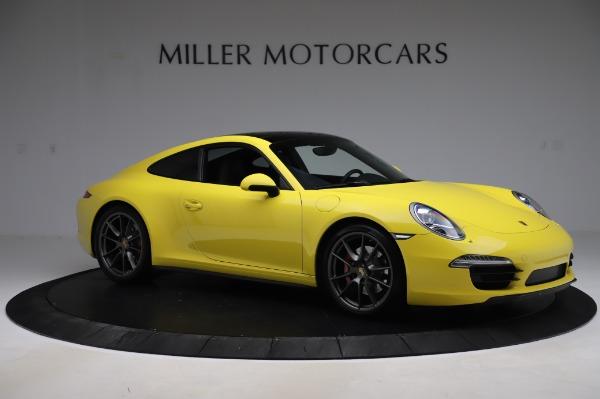 Used 2013 Porsche 911 Carrera 4S for sale $74,900 at Aston Martin of Greenwich in Greenwich CT 06830 10