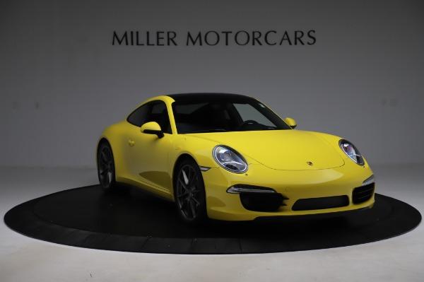 Used 2013 Porsche 911 Carrera 4S for sale $74,900 at Aston Martin of Greenwich in Greenwich CT 06830 11