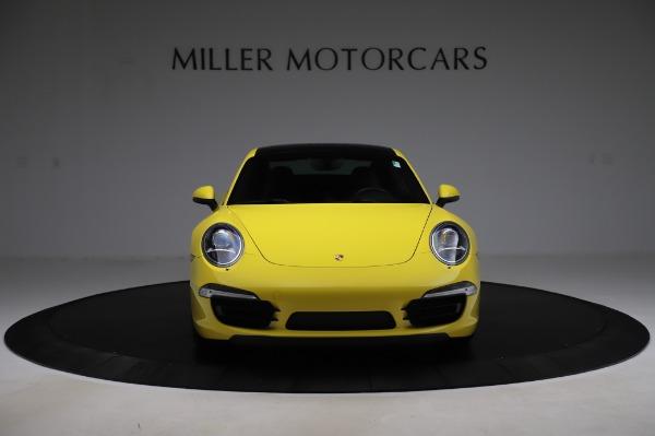 Used 2013 Porsche 911 Carrera 4S for sale $74,900 at Aston Martin of Greenwich in Greenwich CT 06830 12