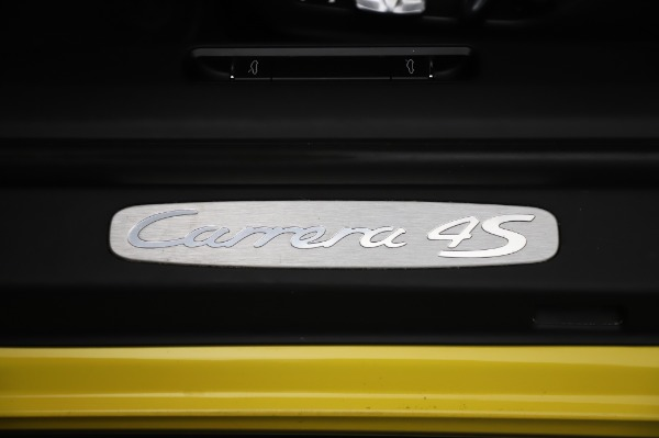 Used 2013 Porsche 911 Carrera 4S for sale $74,900 at Aston Martin of Greenwich in Greenwich CT 06830 17
