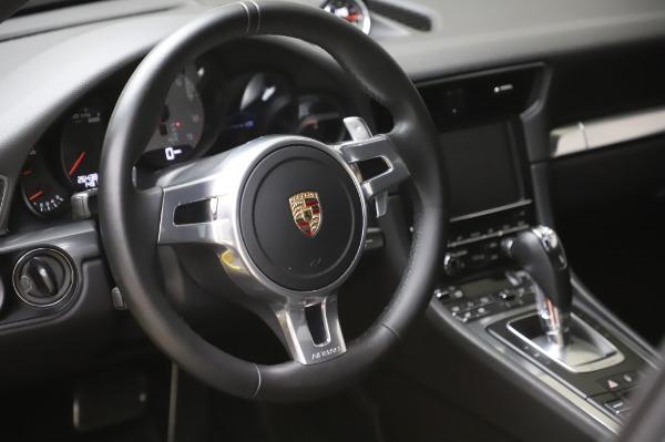 Used 2013 Porsche 911 Carrera 4S for sale $74,900 at Aston Martin of Greenwich in Greenwich CT 06830 18