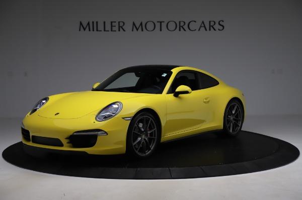 Used 2013 Porsche 911 Carrera 4S for sale $74,900 at Aston Martin of Greenwich in Greenwich CT 06830 2