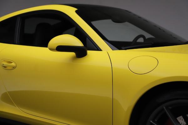 Used 2013 Porsche 911 Carrera 4S for sale $74,900 at Aston Martin of Greenwich in Greenwich CT 06830 28