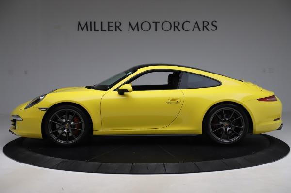 Used 2013 Porsche 911 Carrera 4S for sale $74,900 at Aston Martin of Greenwich in Greenwich CT 06830 3