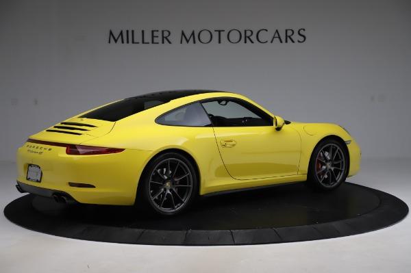 Used 2013 Porsche 911 Carrera 4S for sale $74,900 at Aston Martin of Greenwich in Greenwich CT 06830 8