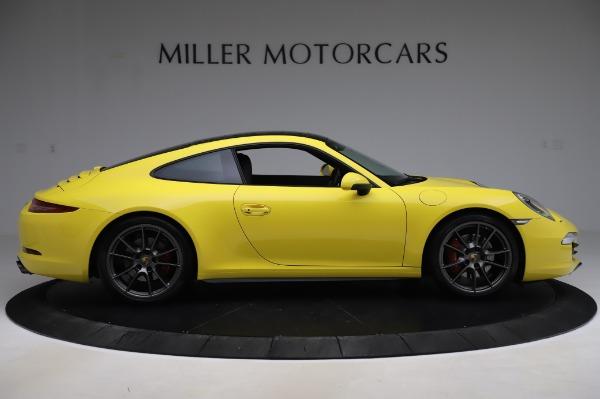 Used 2013 Porsche 911 Carrera 4S for sale $74,900 at Aston Martin of Greenwich in Greenwich CT 06830 9
