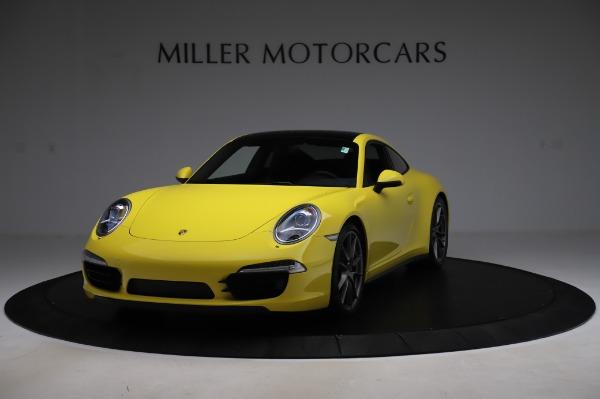 Used 2013 Porsche 911 Carrera 4S for sale $74,900 at Aston Martin of Greenwich in Greenwich CT 06830 1