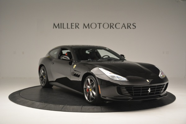 Used 2018 Ferrari GTC4Lusso T for sale $195,900 at Aston Martin of Greenwich in Greenwich CT 06830 11