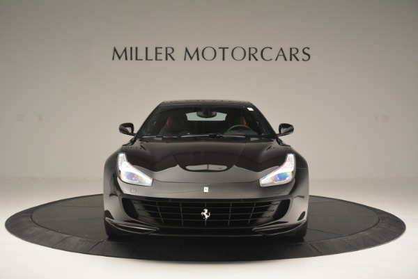 Used 2018 Ferrari GTC4Lusso T for sale $195,900 at Aston Martin of Greenwich in Greenwich CT 06830 12